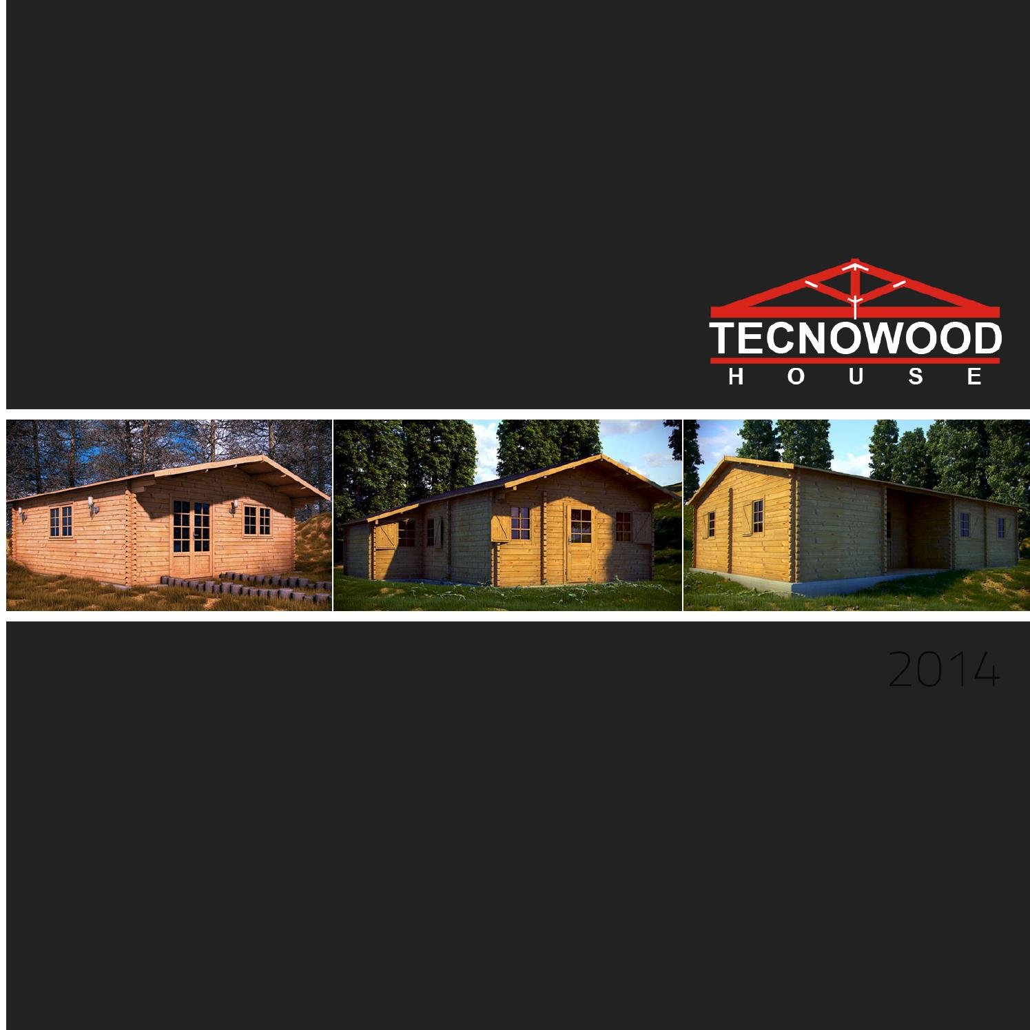 Tecnowoodhouse Casette Bungalow E Cottage By Tecnowood Issuu