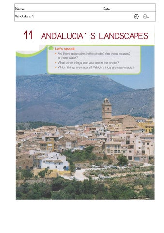 Andalusia landscapes by Serranobis - issuu
