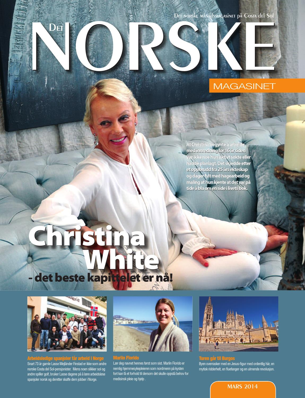 b87b21d5 Det Norske Magasinet mars 2014 by Norrbom Marketing - issuu