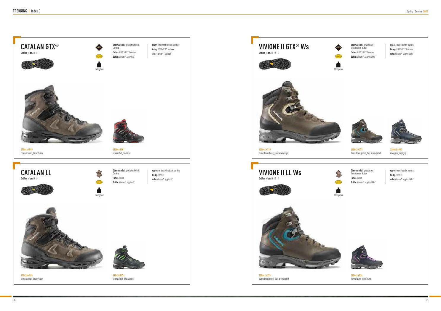 3f314a0a0d7bf5 LOWA Outdoor-Katalog 2014 by Schöffel-LOWA Stores - issuu