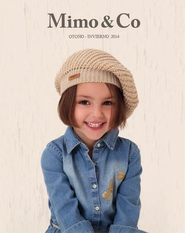 b23f23ae1 Catalogo Mimo   Co Bebes Otoño - Invierno 2014