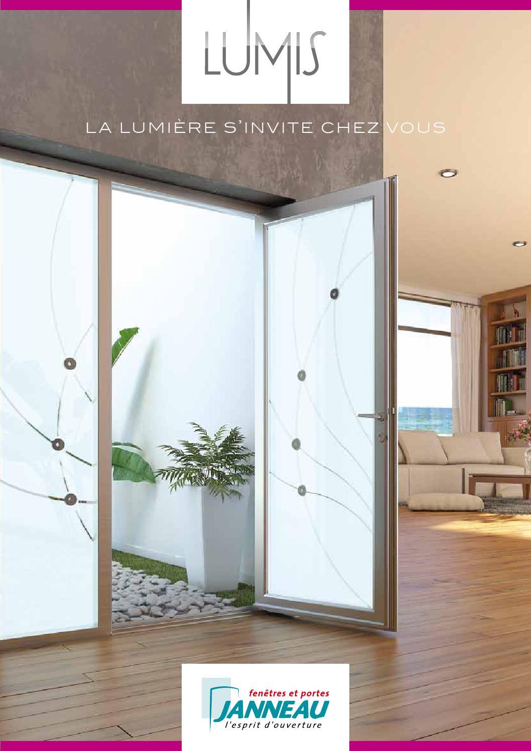 Lumis by janneau menuiseries issuu for Fenetre janneau