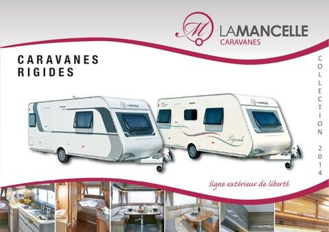 catalogue caravanes rigides la mancelle 2014 by caravanes lamancelle issuu. Black Bedroom Furniture Sets. Home Design Ideas