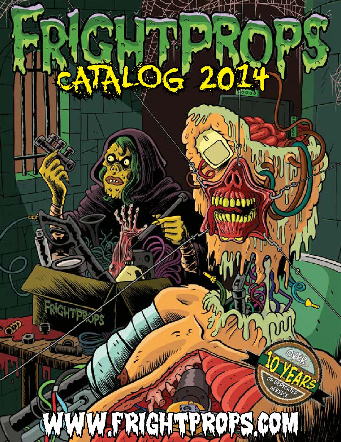 FrightProps 2014 Catalog by FrightProps - issuu