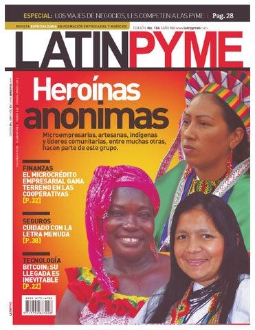 Edición LatinPyme No. 106