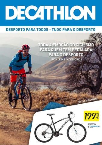 659a2e017 Folheto Digital - Especialistas Ciclismo by Decathlon Portugal - issuu