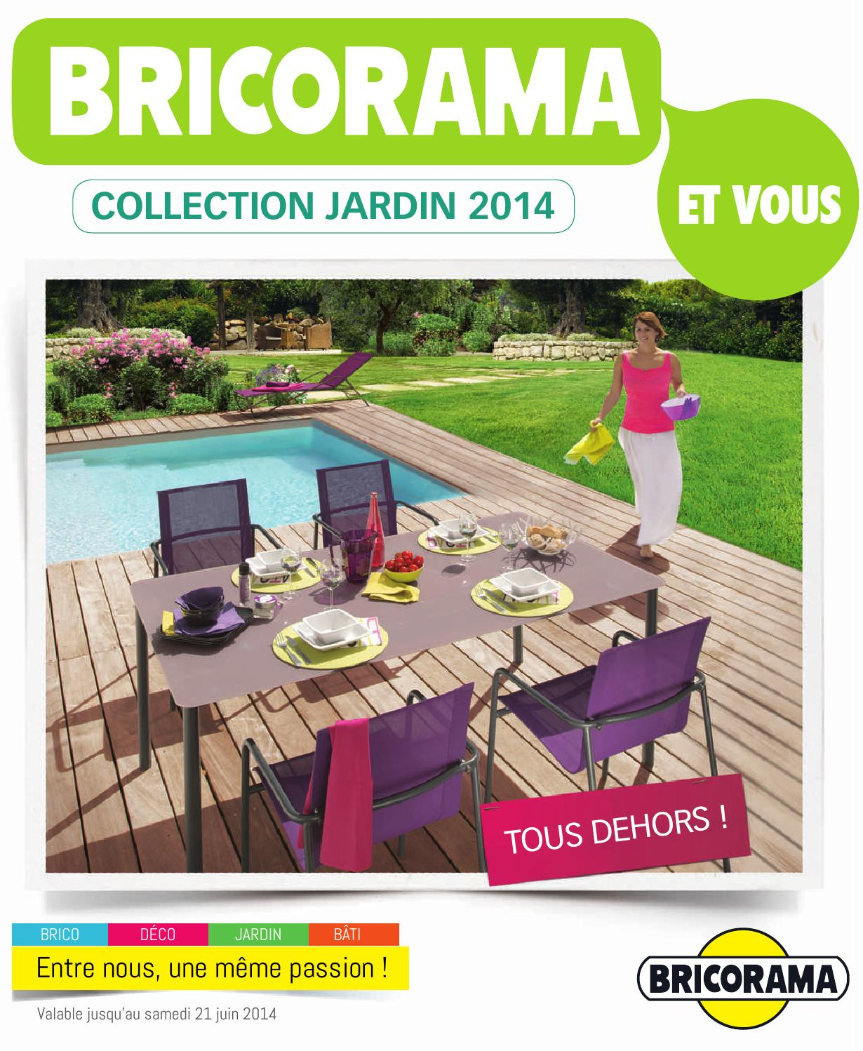 Catalogue Bricorama Jardin 2014 By Joe Monroe Issuu