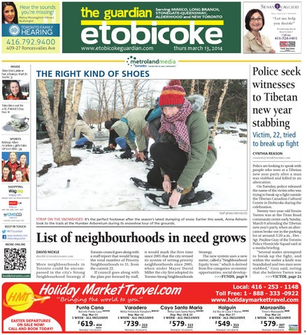 March 13 South by The Etobicoke Guardian issuu