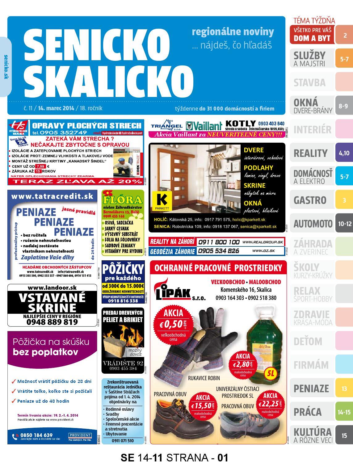 1c004dee7613 Senicko-Skalicko 14-11 by skalicko skalicko - issuu