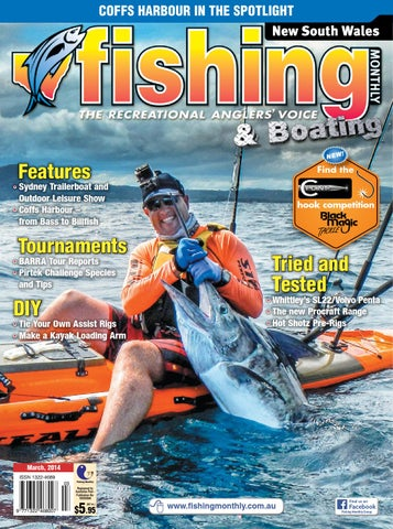 f90bd6e640 New South Wales Fishing Monthly - March 2014 by Fishing Monthly - issuu