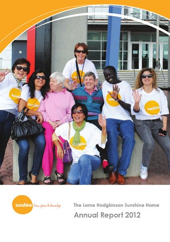 Sunshine Annual Report 2012 By Sunshinemarketing Issuu