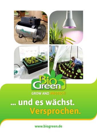 Pflanzenleuchte Energiesparlampe 15W Bio Green