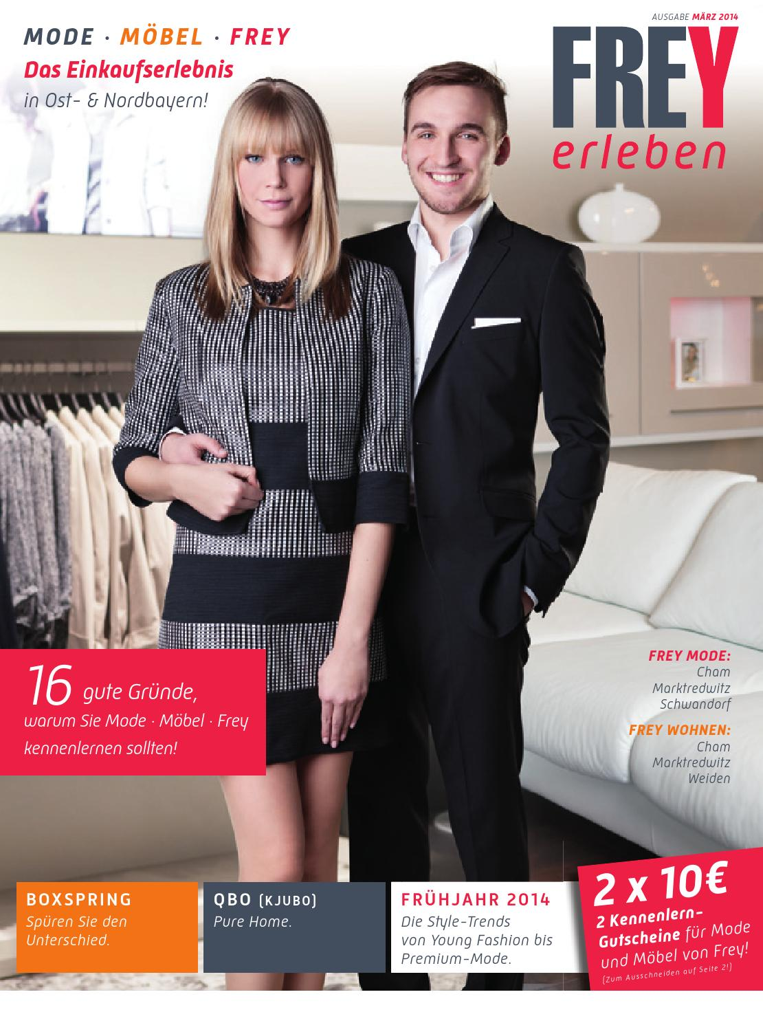 frey erleben magazin 0314 by chilipaper gmbh issuu. Black Bedroom Furniture Sets. Home Design Ideas
