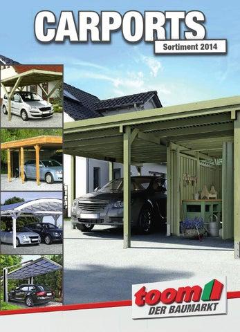 toom carport katalog 2014 150dpi by catalogofree issuu. Black Bedroom Furniture Sets. Home Design Ideas