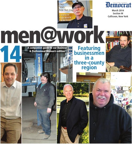 Men at work 2014 by sullivan county democratcatskill delaware page 1 sciox Image collections