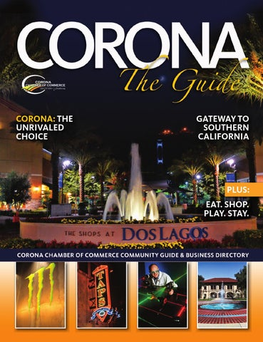 e7ea3592ac4 2014 Corona The Guide by Chamber Marketing Partners