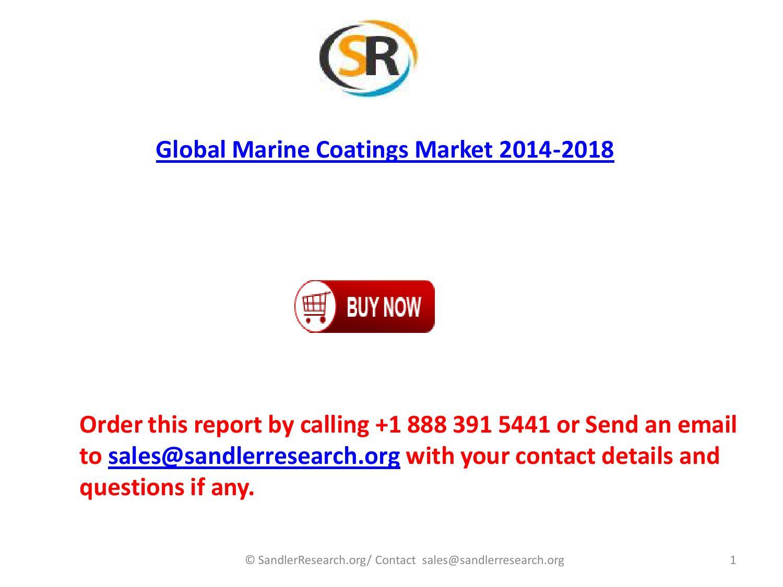 Worldwide powder coatings market report 2014 2018