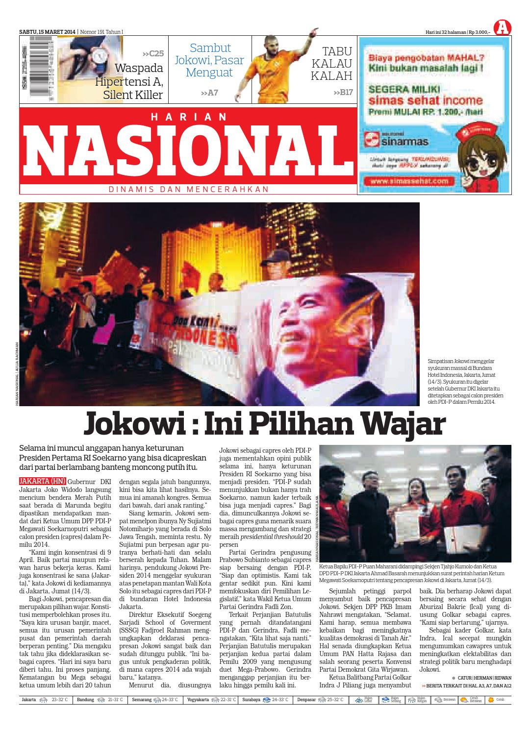 Harian Nasional By Issuu Produk Ukm Bumn Ring Mutiara Mas Putih Laut