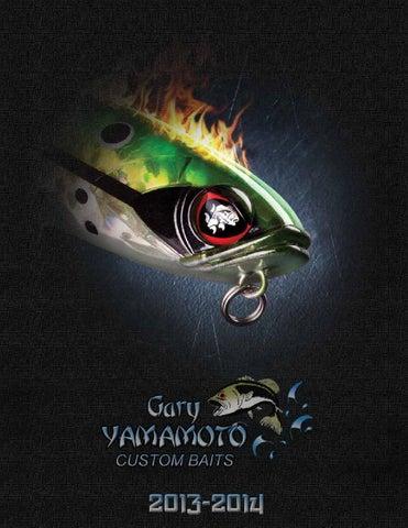 """GARY YAMAMOTO 5/"""" KUT TAIL WORM 10 PER PACK CHAMPAGNE W//BLK FLK"""