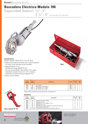 Di/ámetro 15 x 12 5.6 Rodillos Athena S41000030P085 Gr