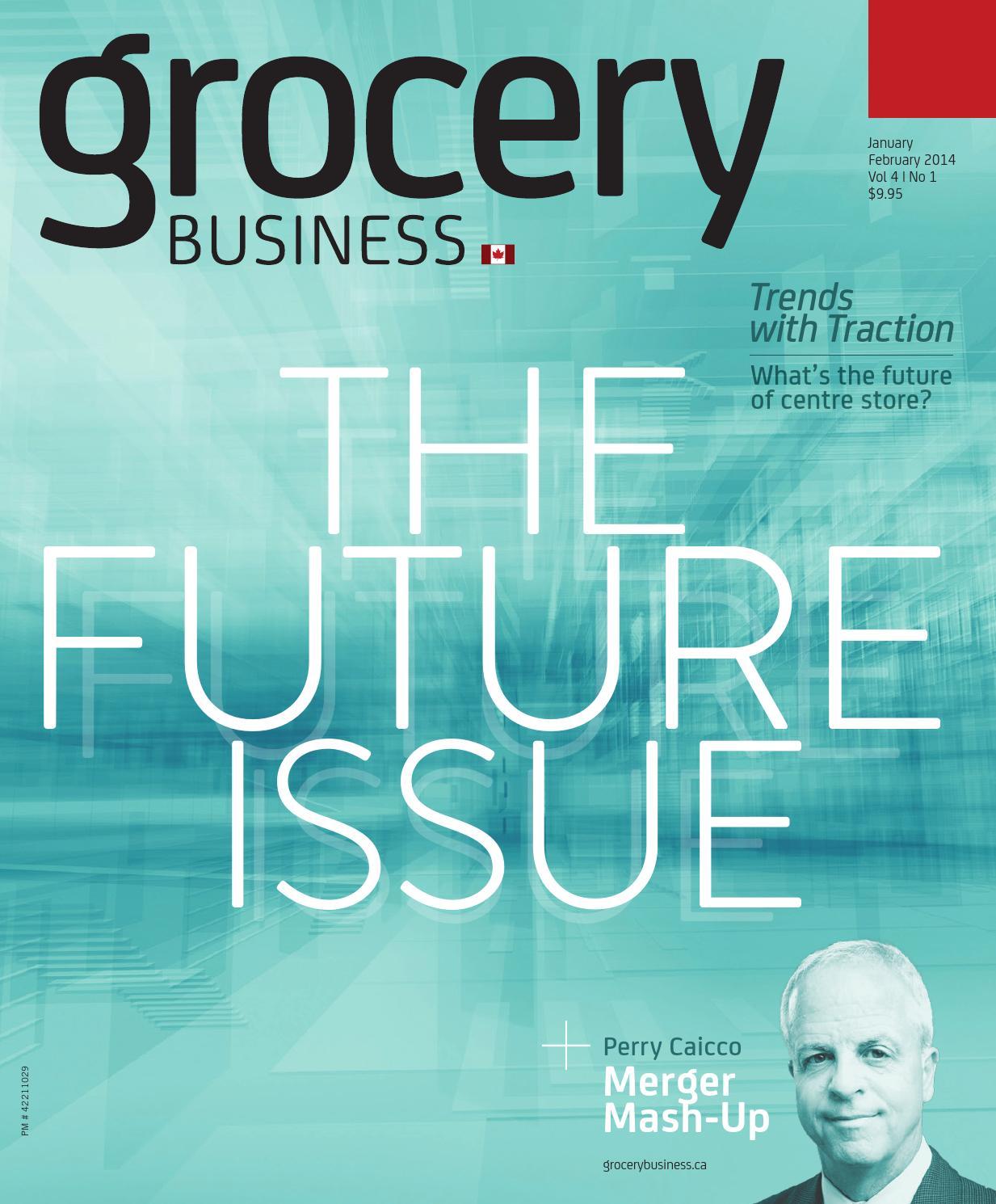 January/February 2014 by Grocery Business - issuu