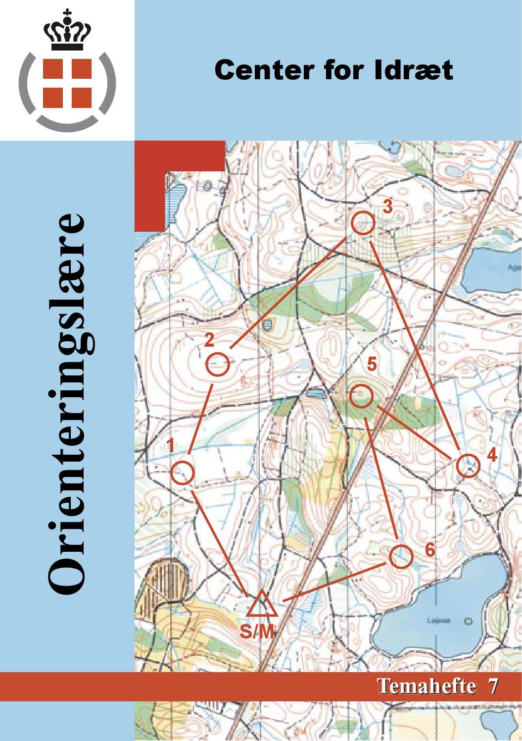 Orienteringslaere Cfi Temahaefte 7 By Ssr Saerlig Stotte Og