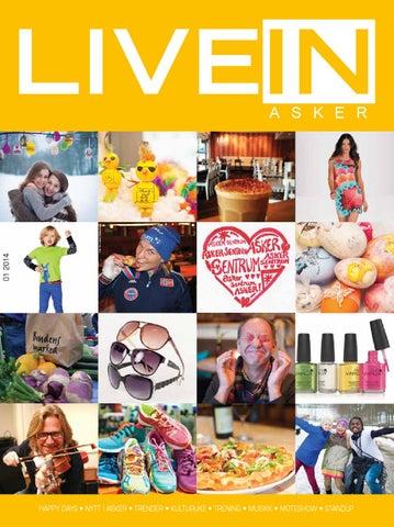 700345a5 LIVEIN ASKER VÅR 2014 by LIVEIN - issuu