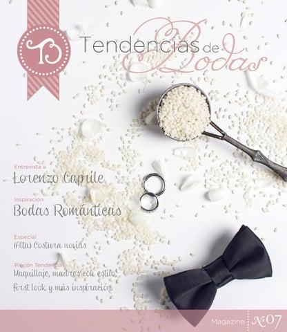 6b3724efe939 Nº07 Tendencias de Bodas Magazine (Mar 14) by Tendencias de Bodas ...