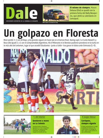 Suplemento dale 2014 03 17 by Diario LM Neuquén - issuu 17c994fccad