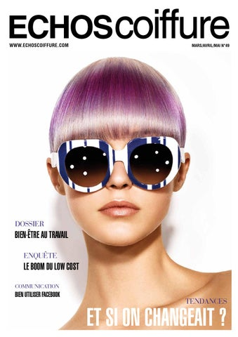 Echos Coiffure N49 France By Eurobest Products