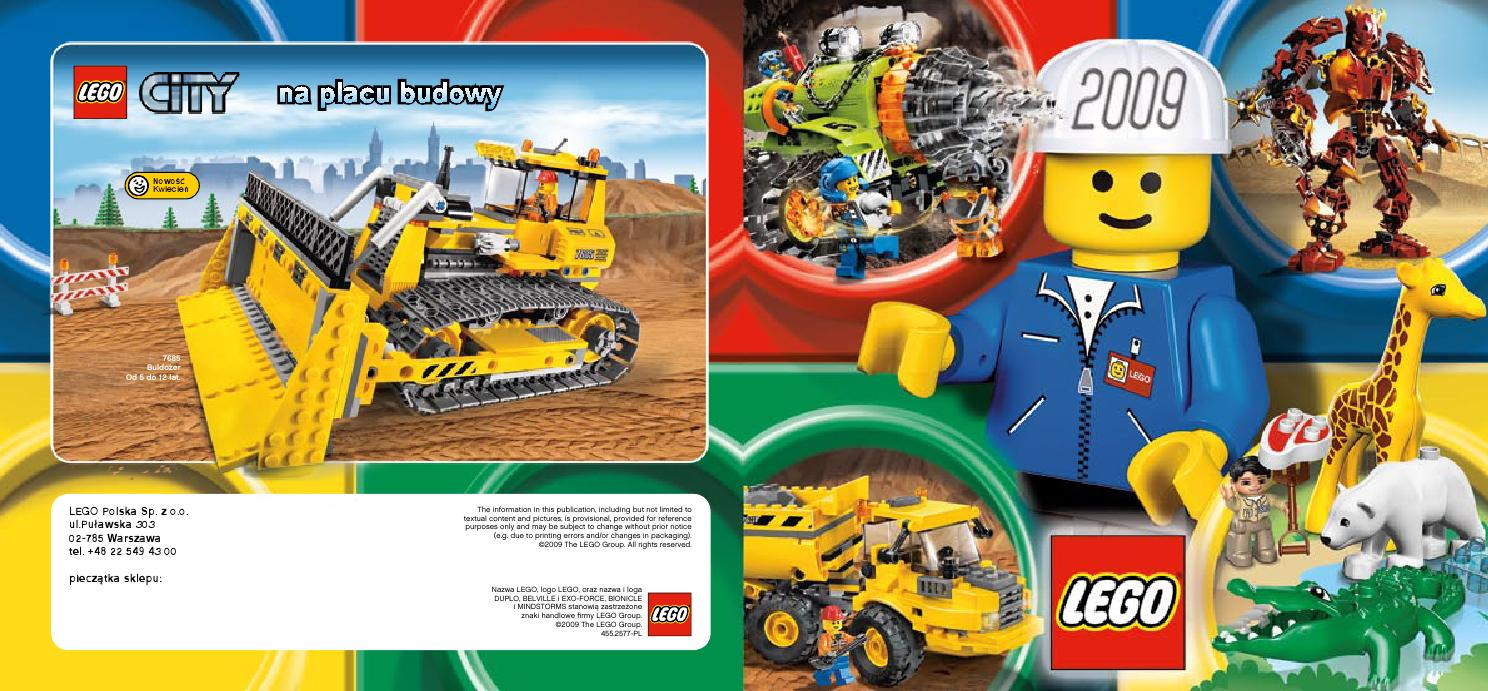 Lego Gazetki By Finmarketpl Issuu