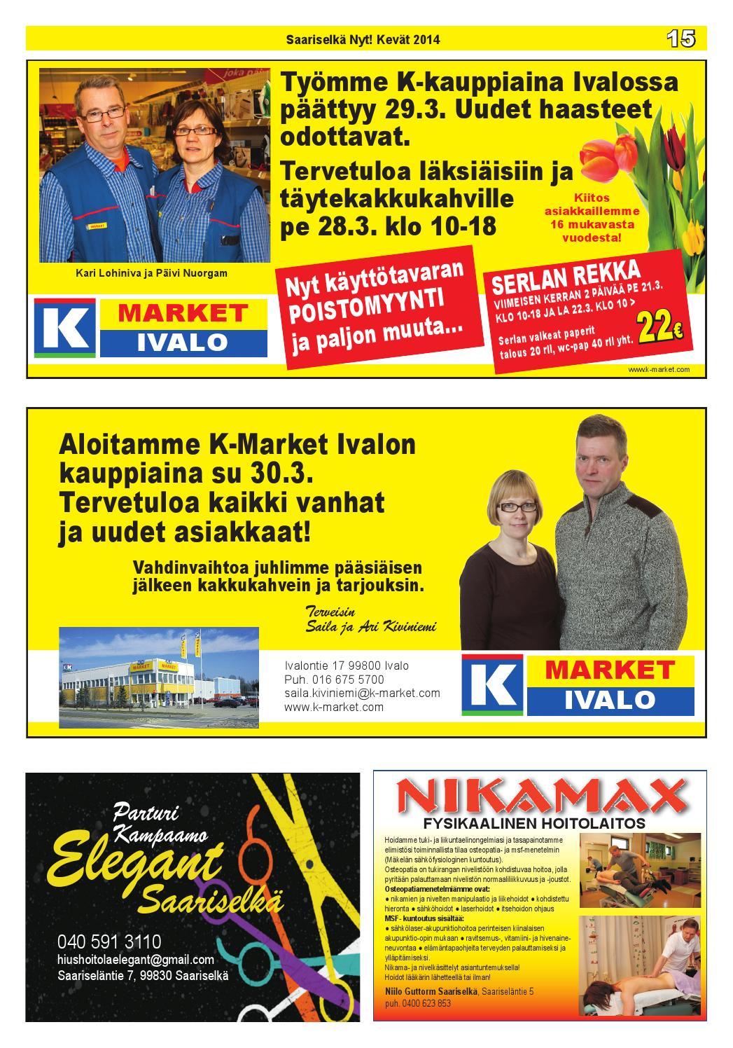 K Market Kiviniemi
