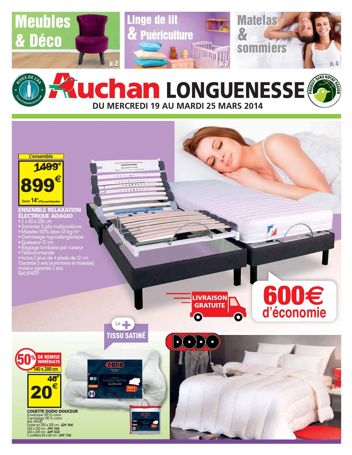 Catalogue Auchan Du 19 Au 25 Mars By Anti Crisefr Issuu