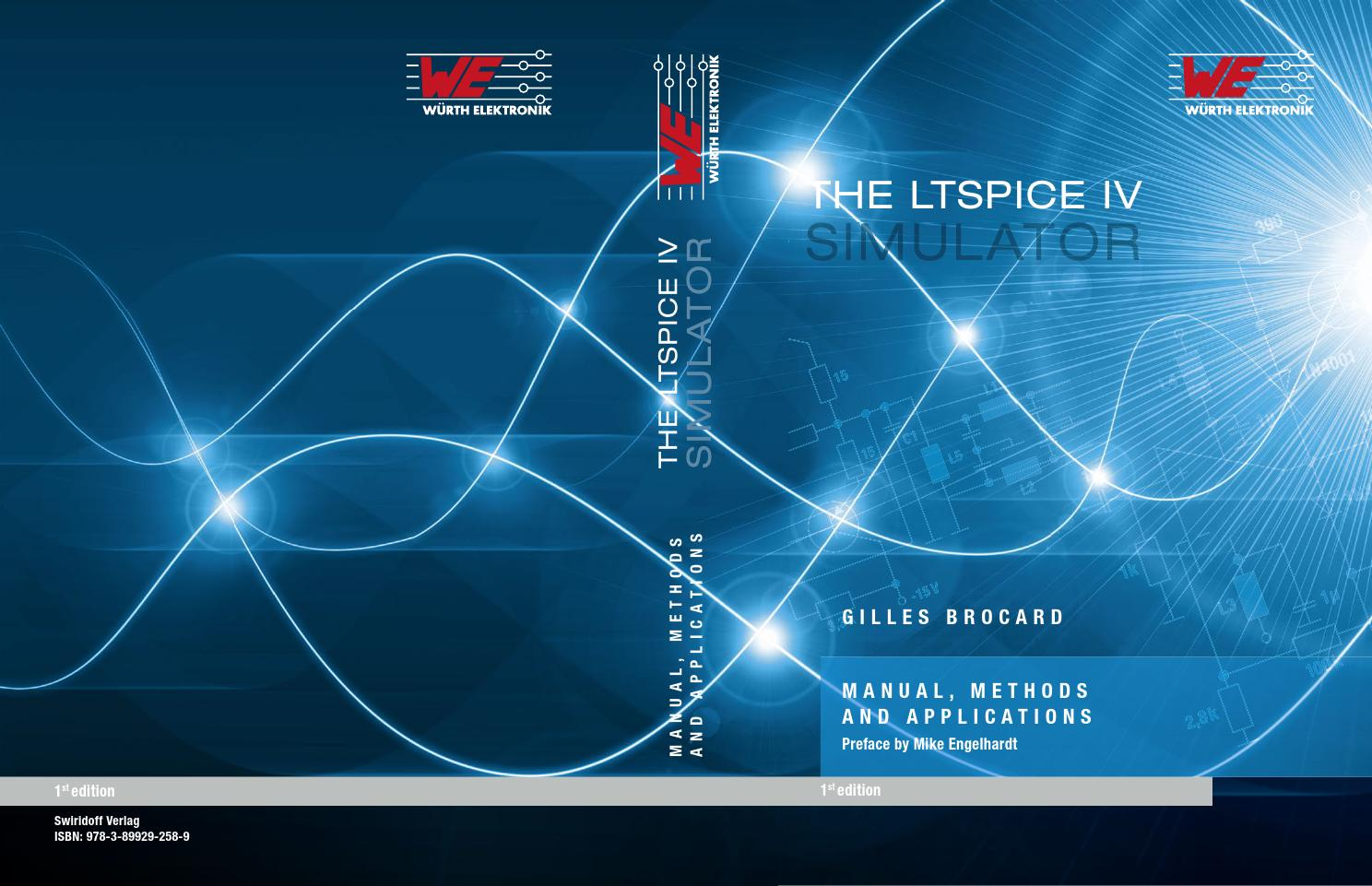 Preview ltspice iv simulator by Elektor - issuu