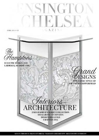 70eb0794ca92 Kensington   Chelsea Magazine April 14 by Runwild Media Group - issuu