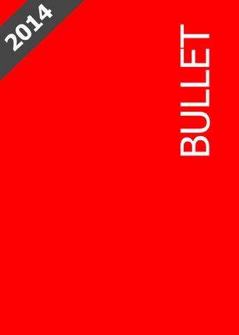 8a71c98f3d284 Bullet 2014 by gadżety reklamowe - issuu