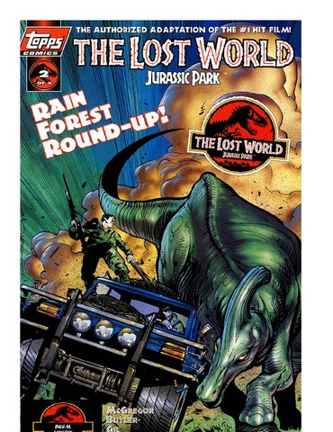 The Lost World - Jurassic Park 02 by CreepyGuy - issuu
