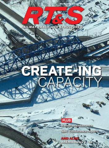 RT&S March 2014 by Railway Track & Structures - issuu