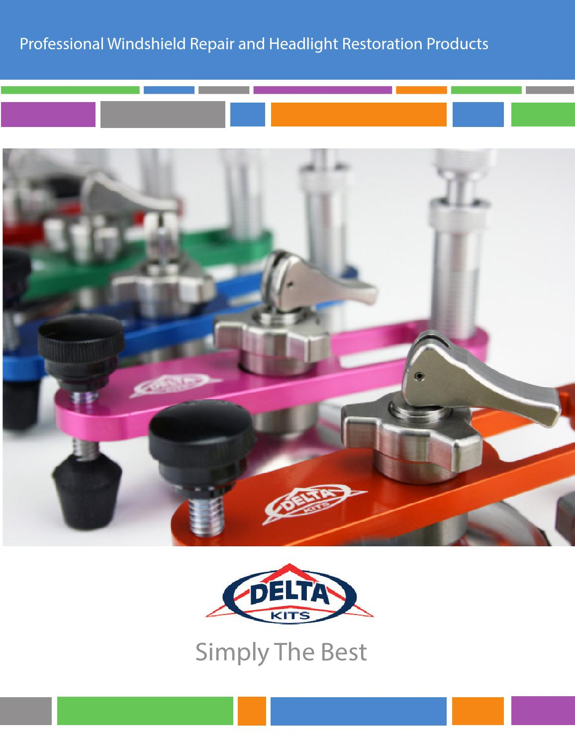 Delta Kits Thick Curing Tape