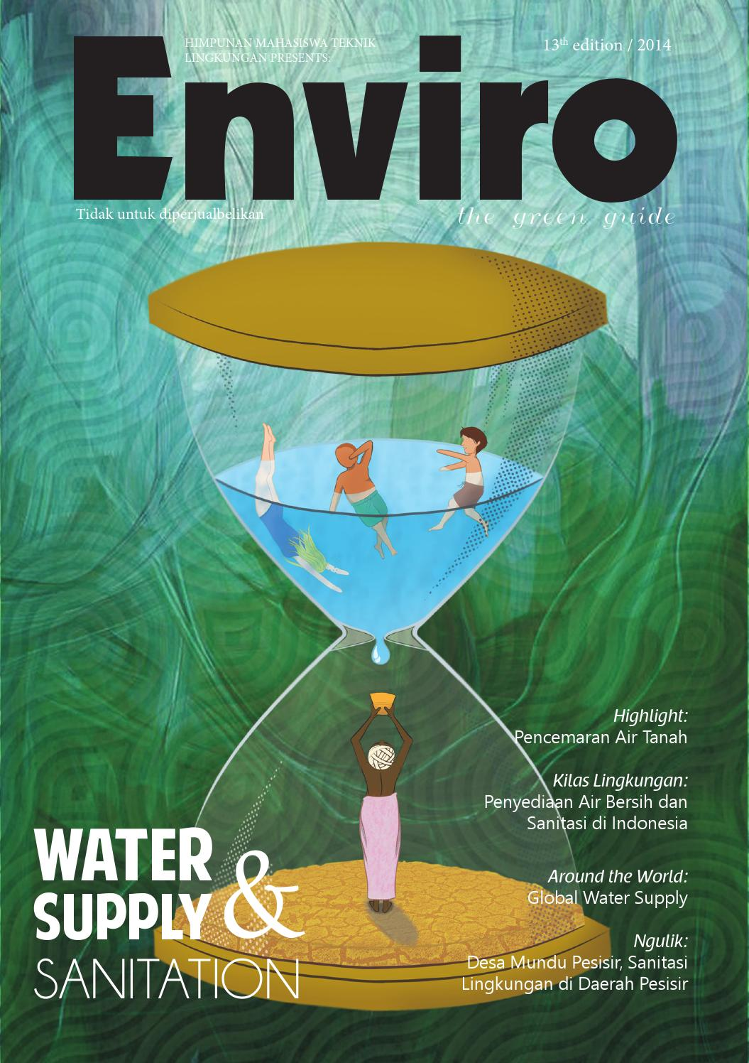 Enviro edisi 13 - Water Supply and Sanitation by Himpunan ...