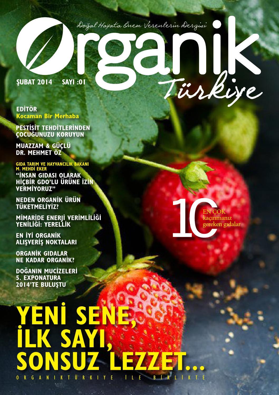 Organik Beslenme ve Sağlıklı Yaşam İlişkisi