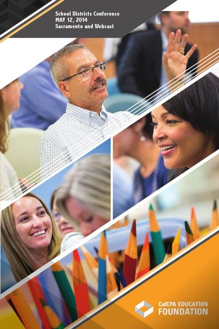 CalCPA School Districts Conference by CalCPA and CalCPA
