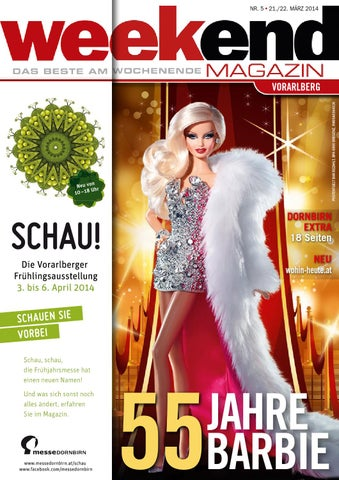 Weekend Magazin Vorarlberg 2014 KW 12 by Weekend Magazin