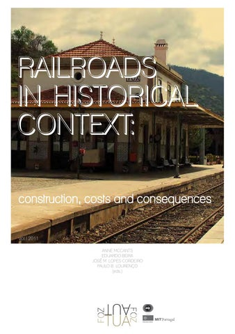 Awesome RAILROADS IN HISTORICAL CONTEXT: