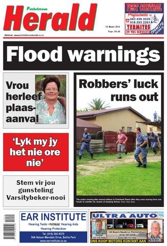 Potchefstroom Herald 13 Maart 2014 by Potchefstroomherald