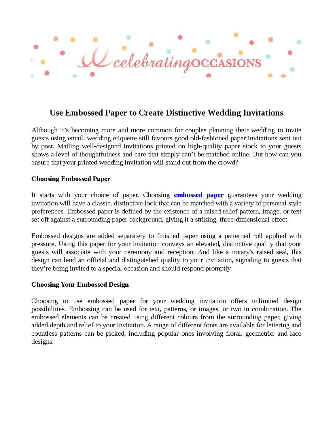 Embossed paper by Mattheew Bryan - issuu
