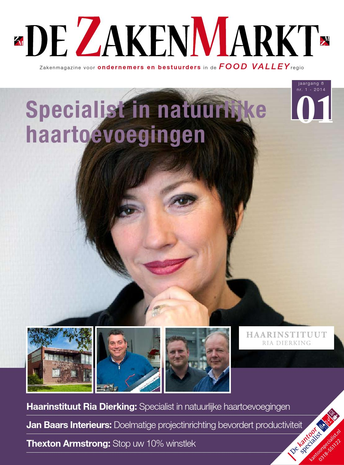 de zakenmarkt food valley regio nr 1 2014 by jez media services issuu