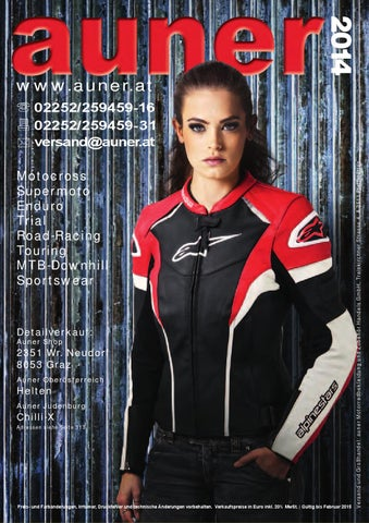 2014web10 by auner motorradbekleidungs und zubeh r handels gmbh issuu rh issuu com