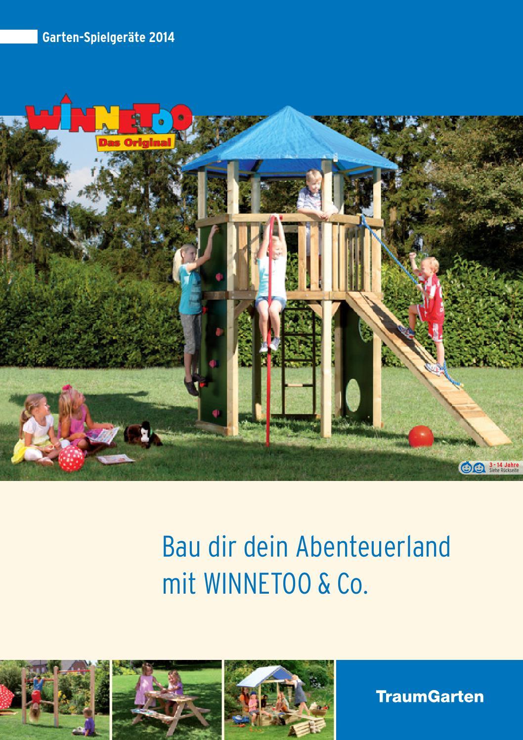 WINNETOO Schaukelhaken Standard 44