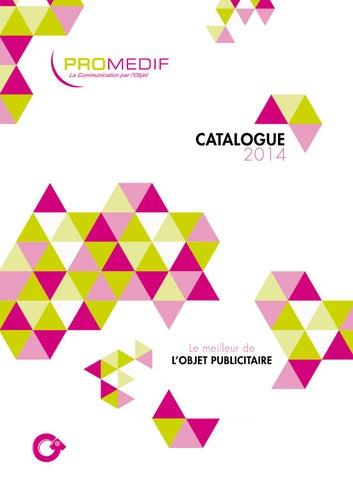 bdcd7b33dd Catalogue général Promedif og4 2014 by Objectif Goodies - issuu